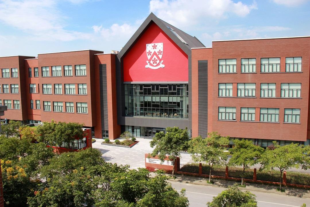 正门-Dulwich_International_High_School_Suzhou