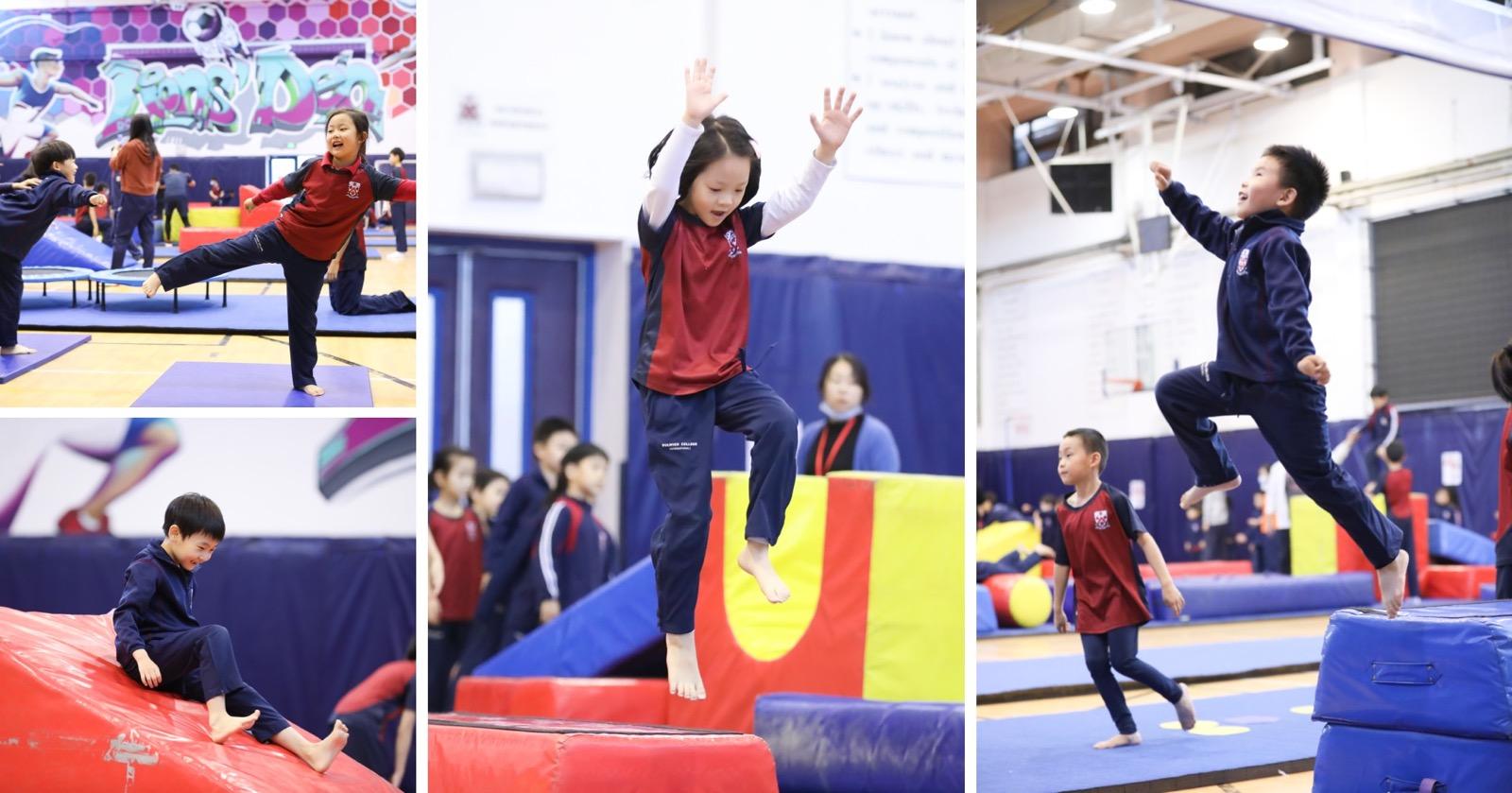 Early Years - Teddy Bear Gym 2020