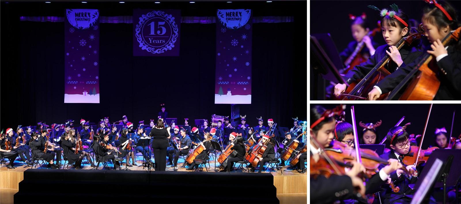 北京德威2020圣诞音乐会