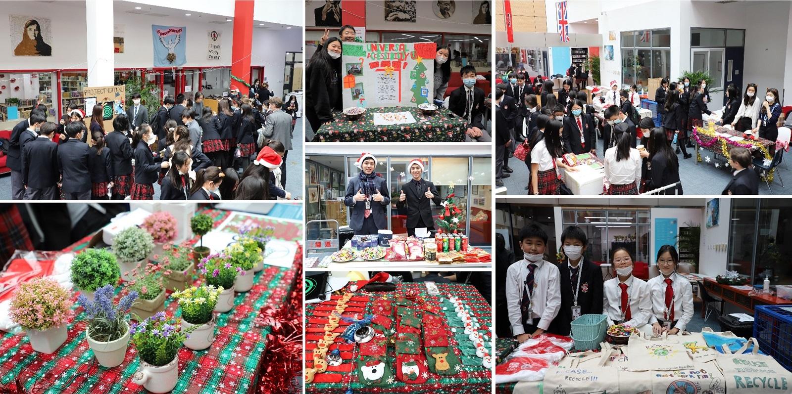 Senior School Enterprise Fair