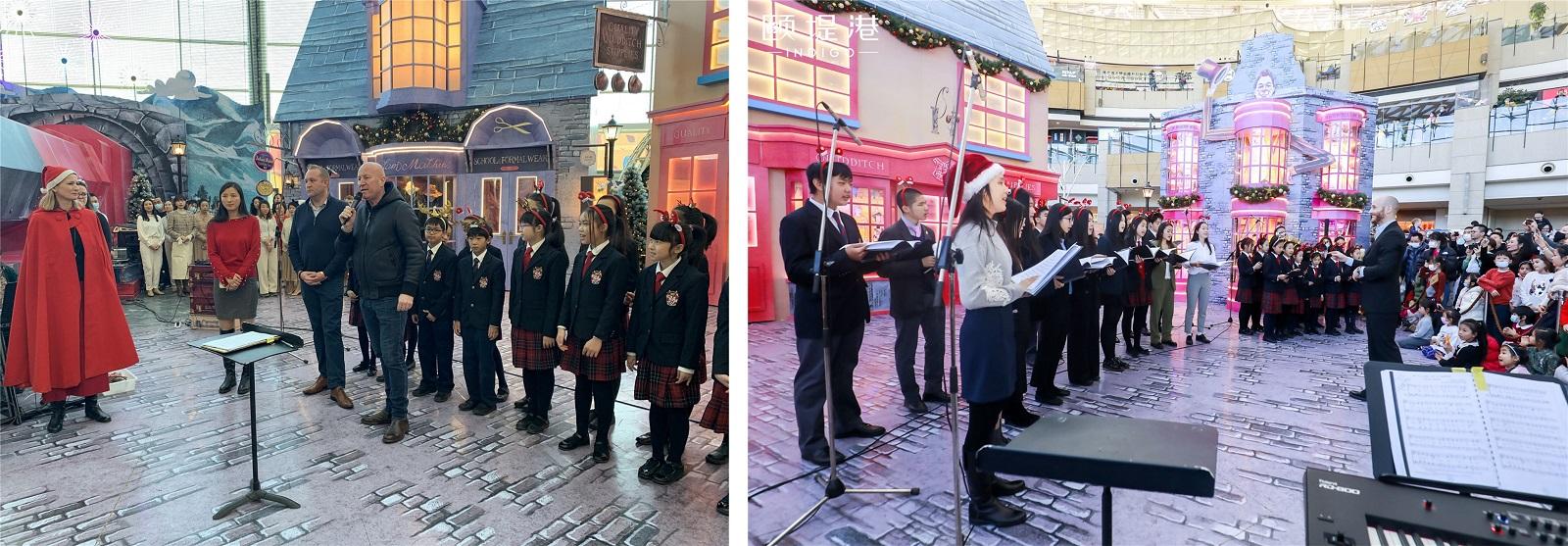 FoD Singing Carols