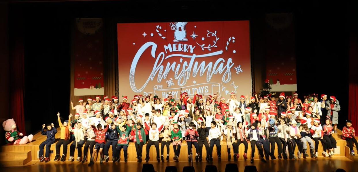 6年级圣诞演出