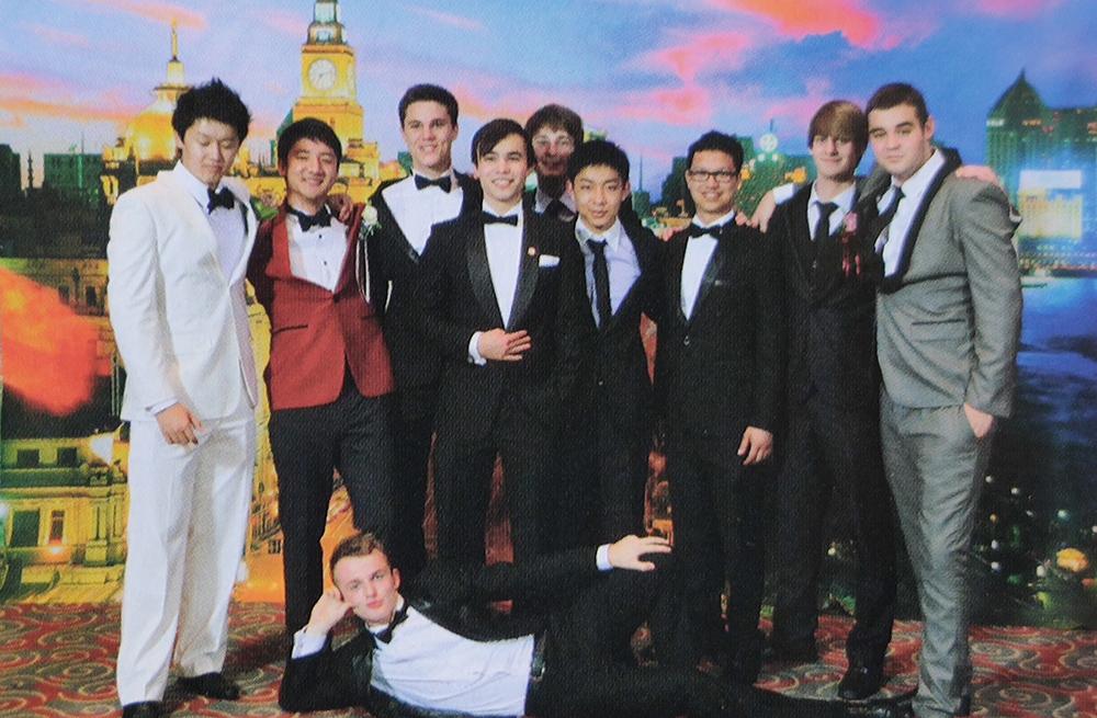Class of 2012 Graduation Formal