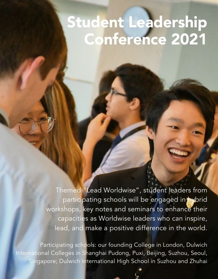 Dulwich Student Leadership Conference empowers our students to Lead Worldwise