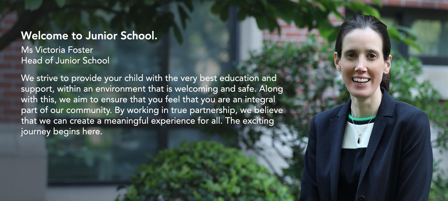 Head of Junior School