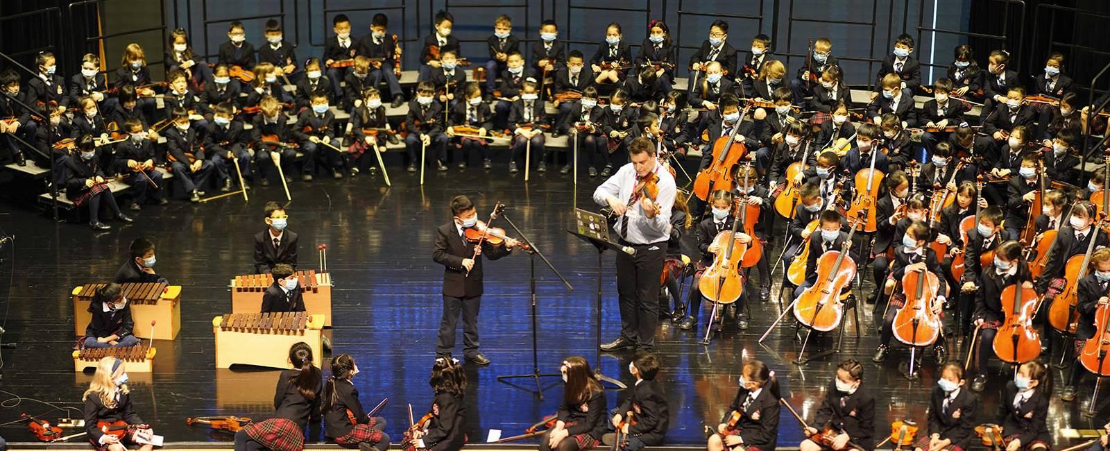 2020三年级弦乐音乐会
