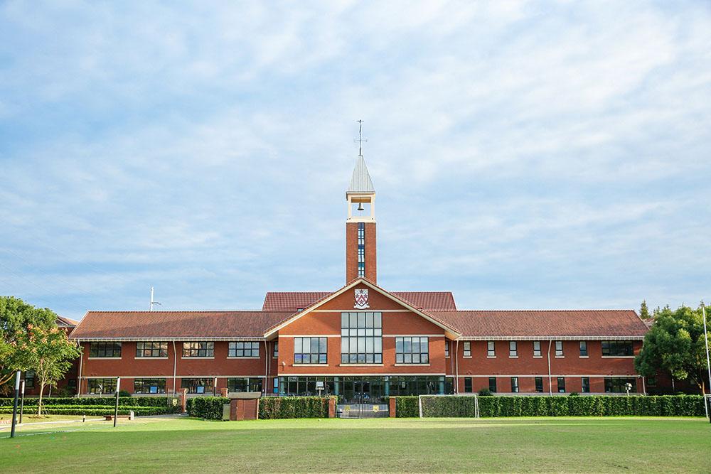 上海浦东德威中学部教学楼