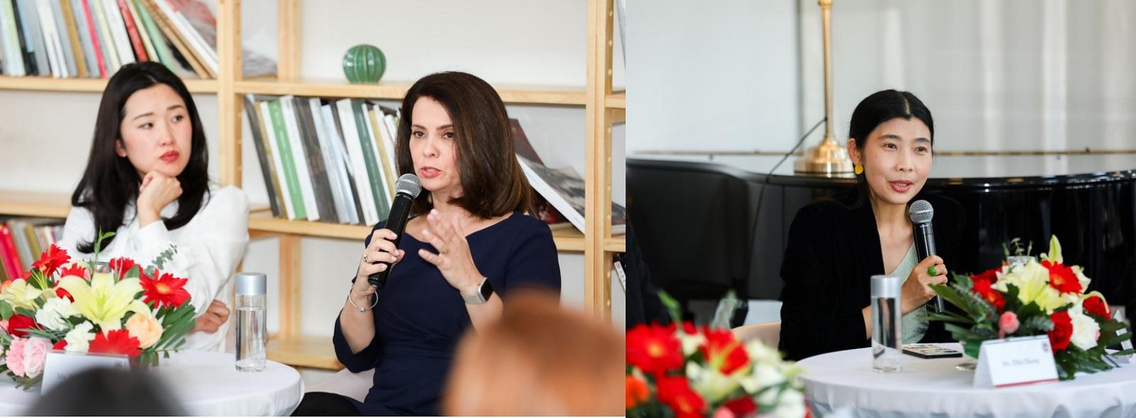 青年女性领导力论坛