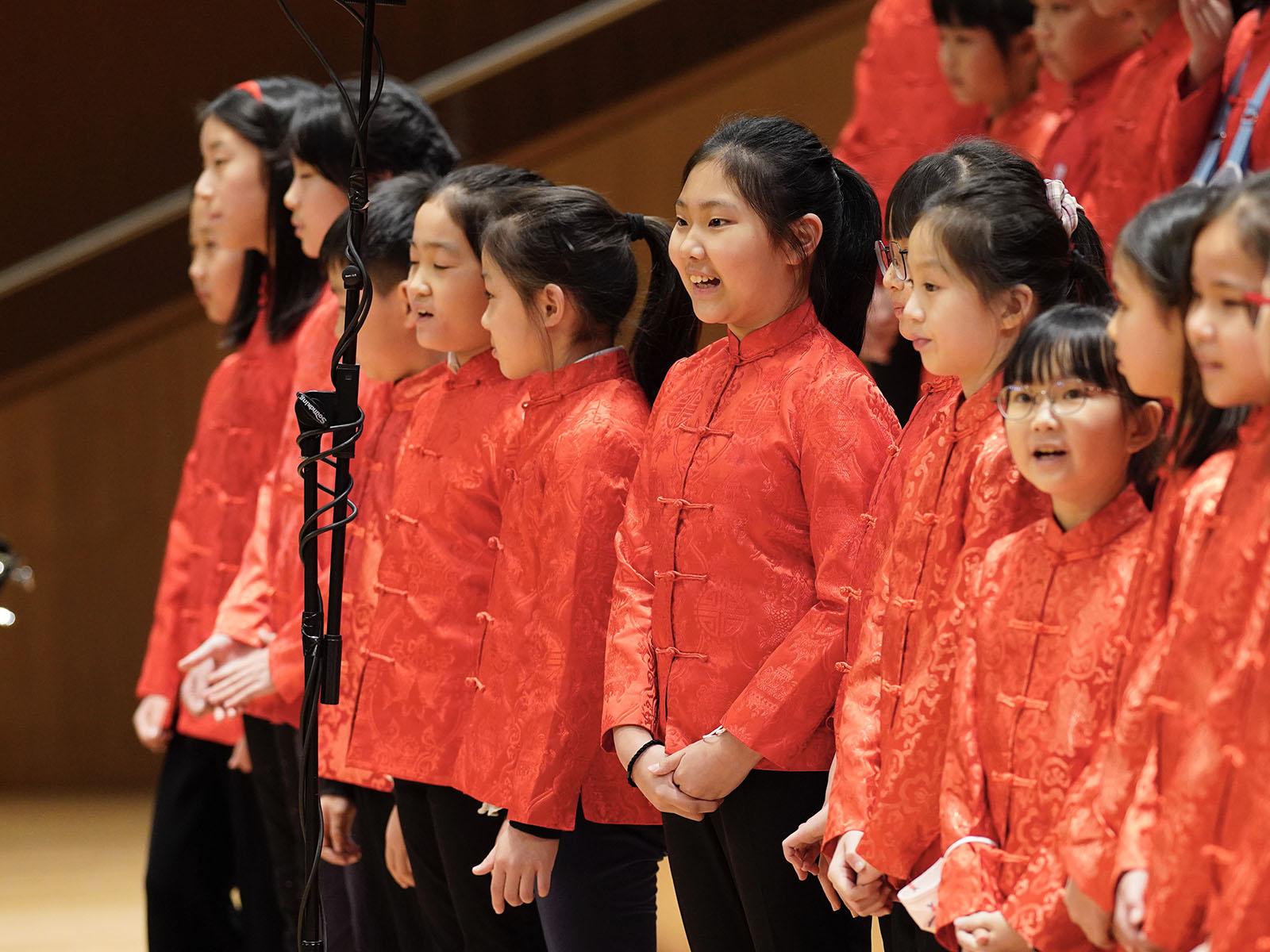 Mei Lan Fang Choir