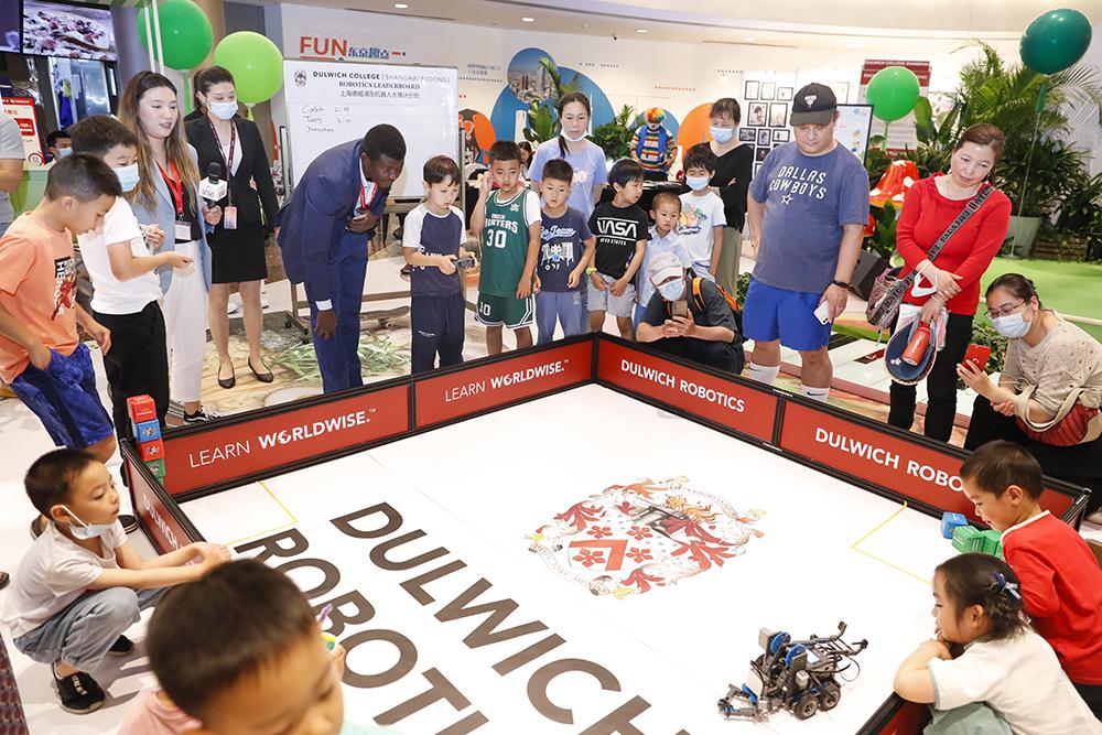 Dulwich Robotics showcase