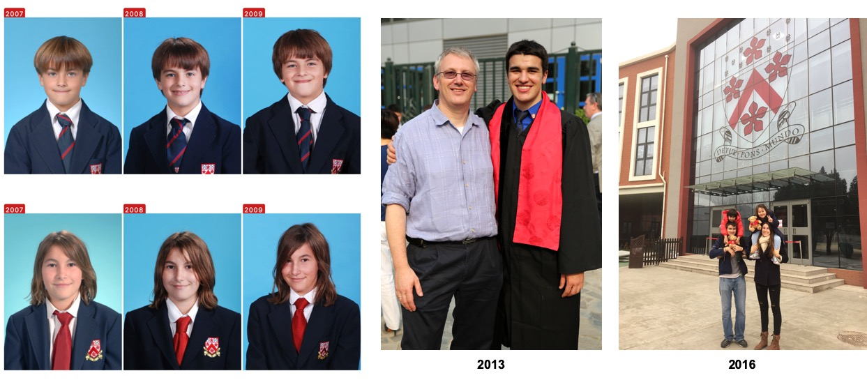 The Duckers in 2007, 2008, 2009, 2013 and 2016