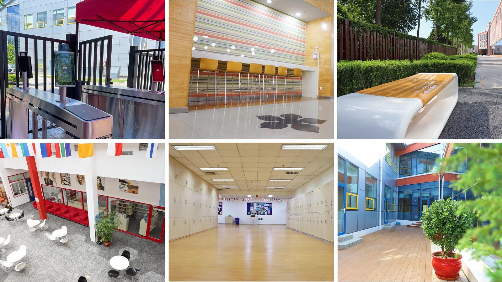 北京德威英国国际学校 校园翻新