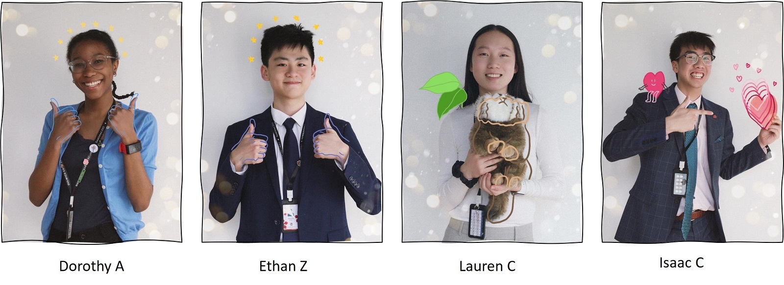 our prefect leaders