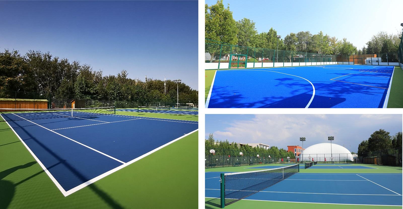 sports facilities - British International School in Beijing