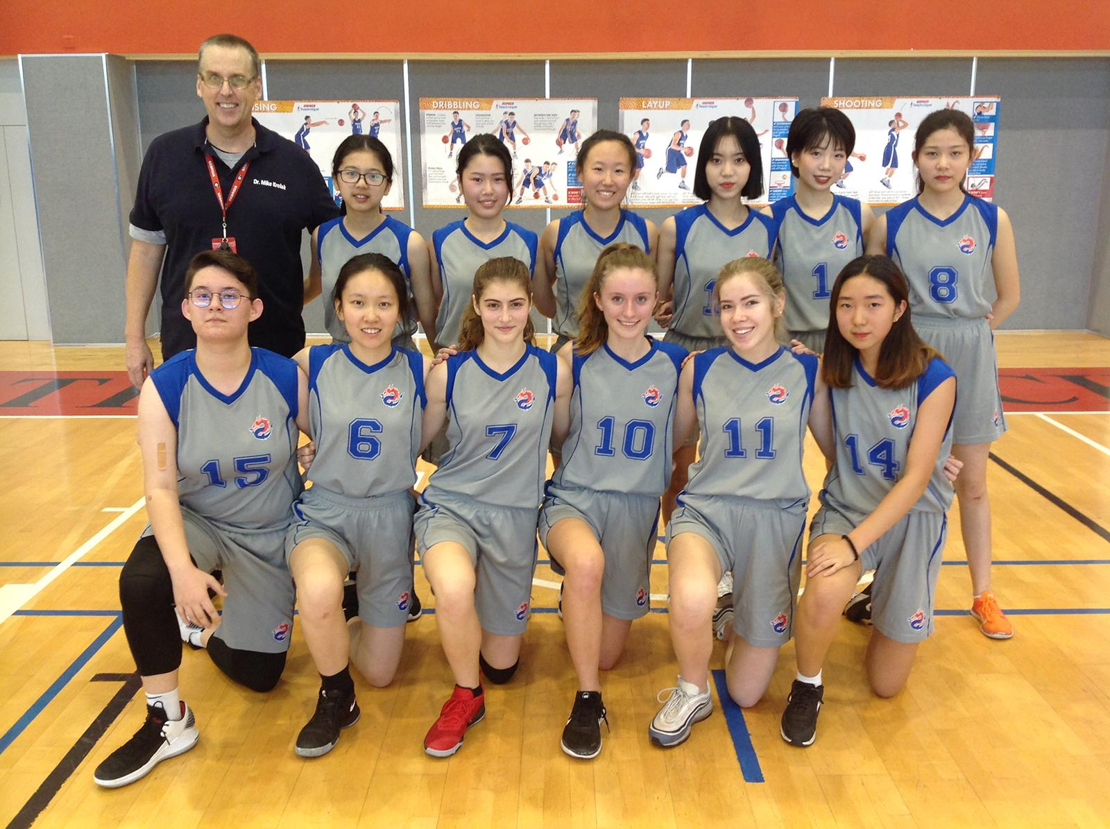 Suzhou Singapore International School (SSIS) - Girls