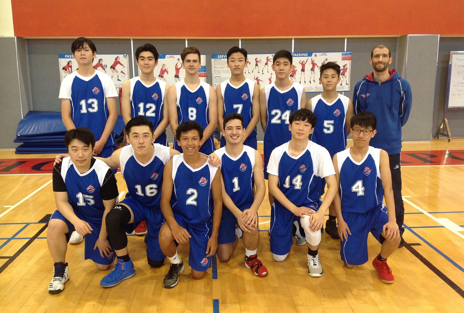 Suzhou Singapore International School (SSIS) - Boys