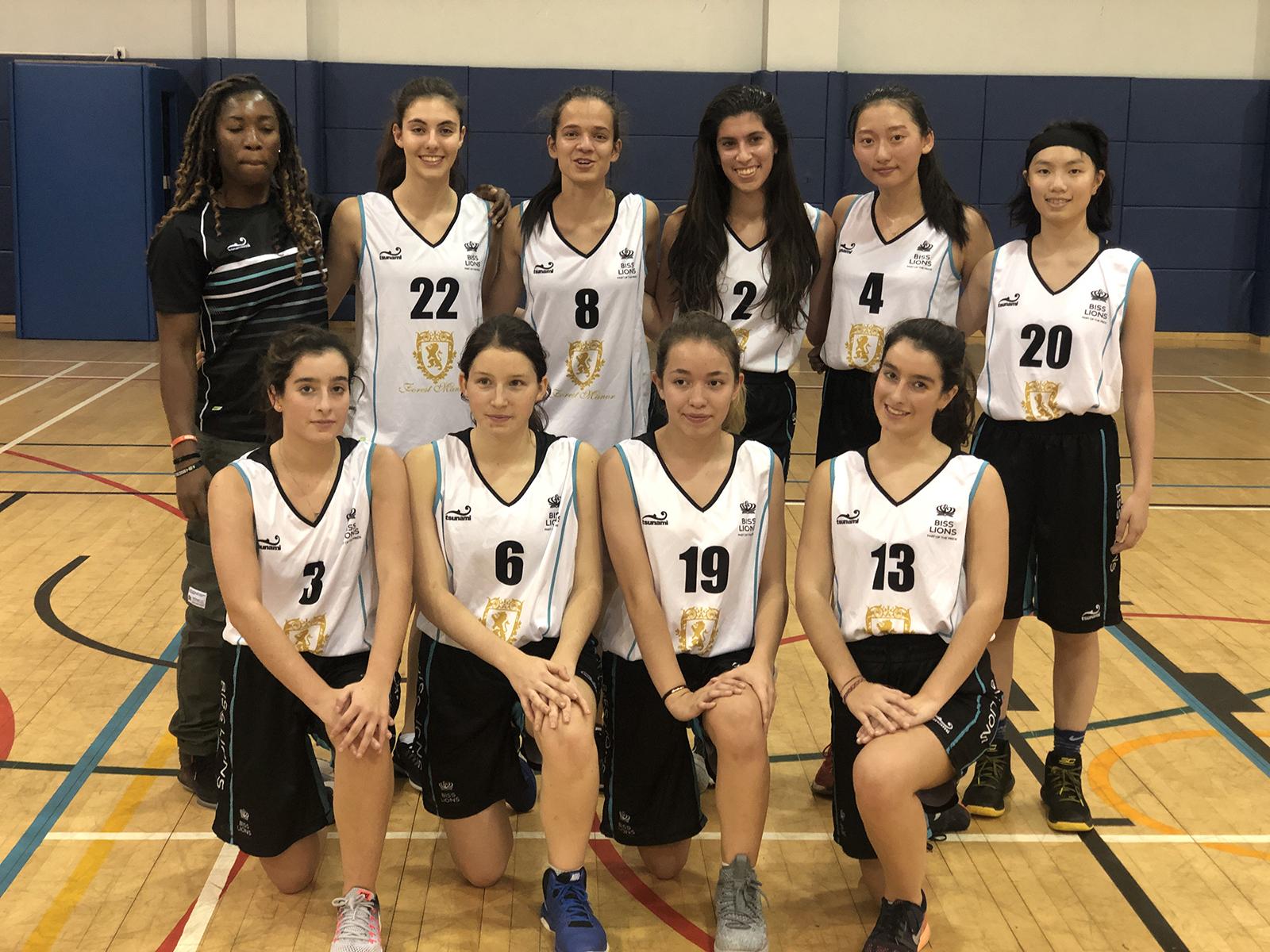 The British International School Shanghai Puxi - Girls