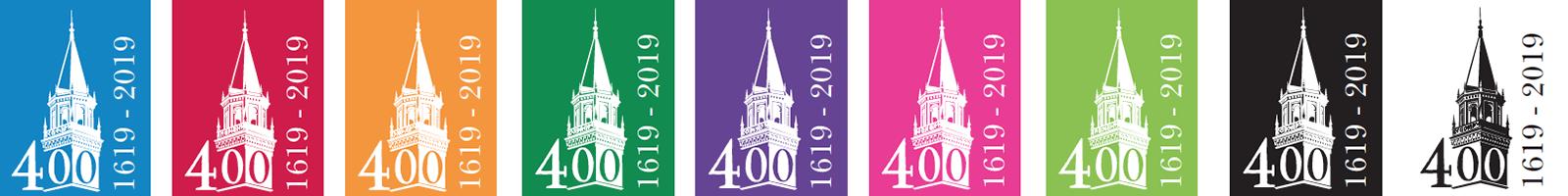 Dulwich College 400 Years logo
