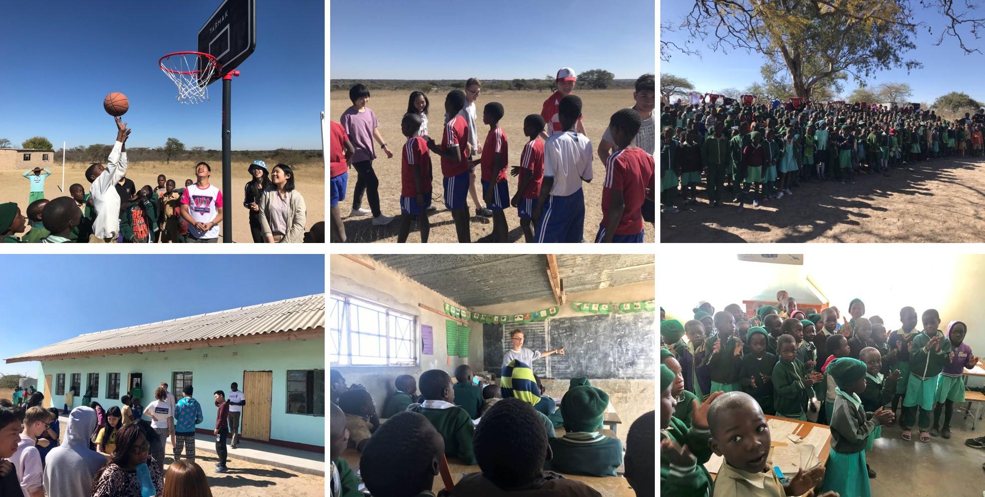 北京德威2019非洲之旅 - 当地学生