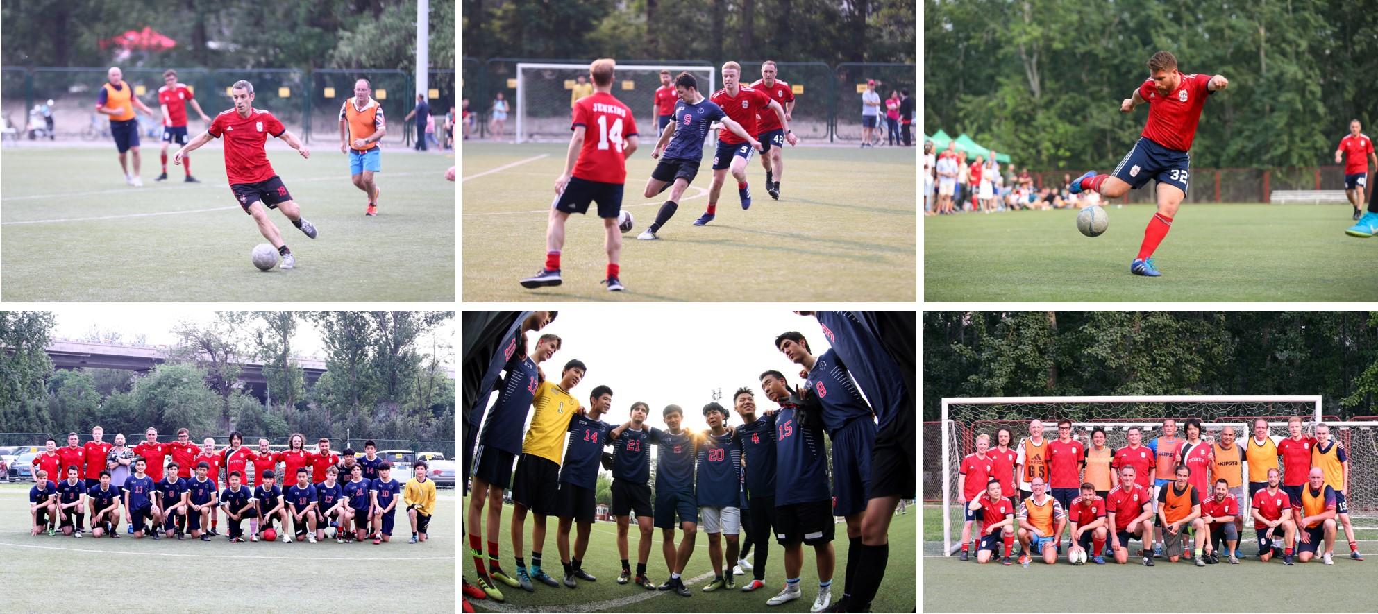 2019年北京德威创建日友谊赛