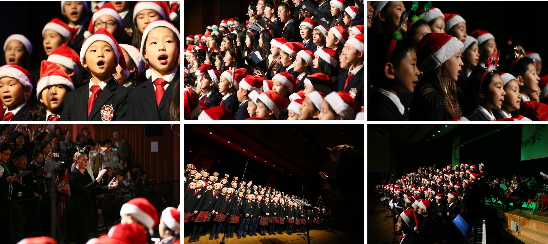 北京德威小学部圣诞音乐会