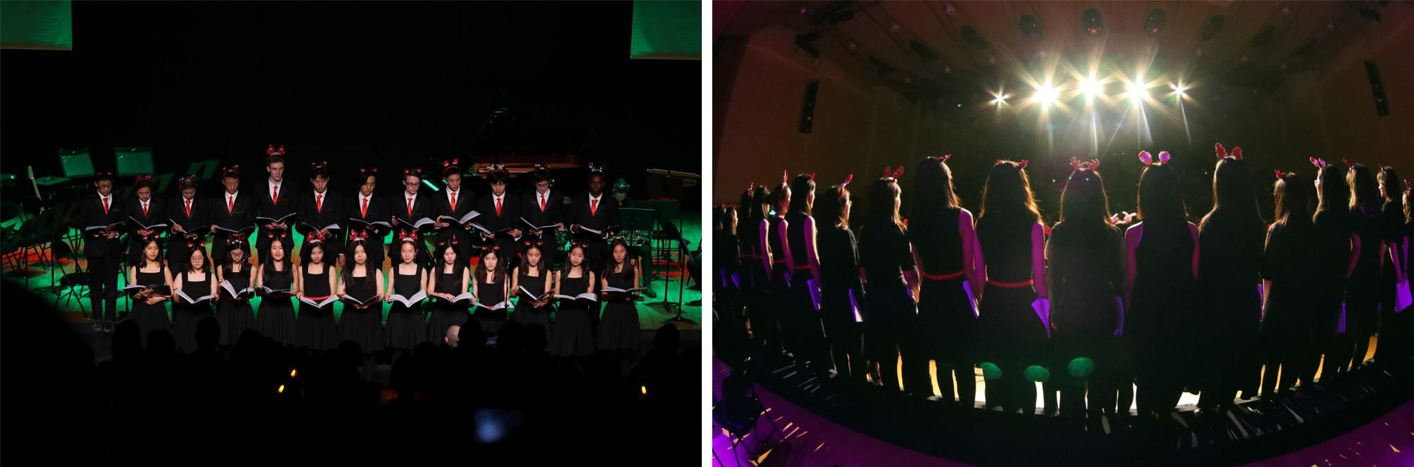 北京德威中学部圣诞音乐会