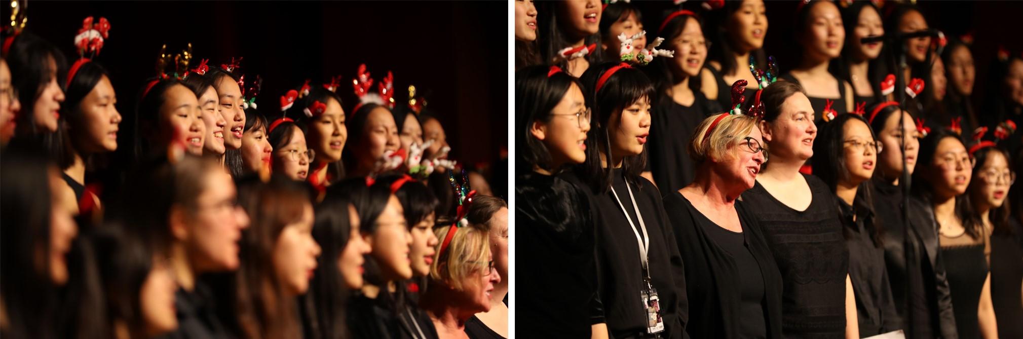Dulwich Beijing Christmas Concert 2019 - Senior School