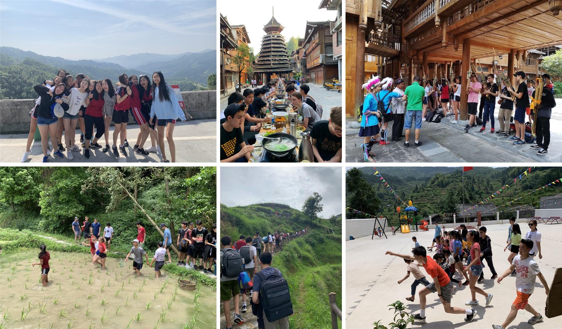 北京德威2019十年级旅行 - 贵州