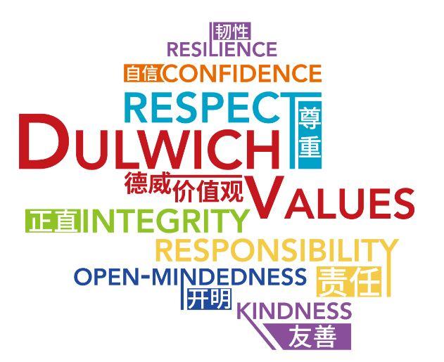 Dulwich Values