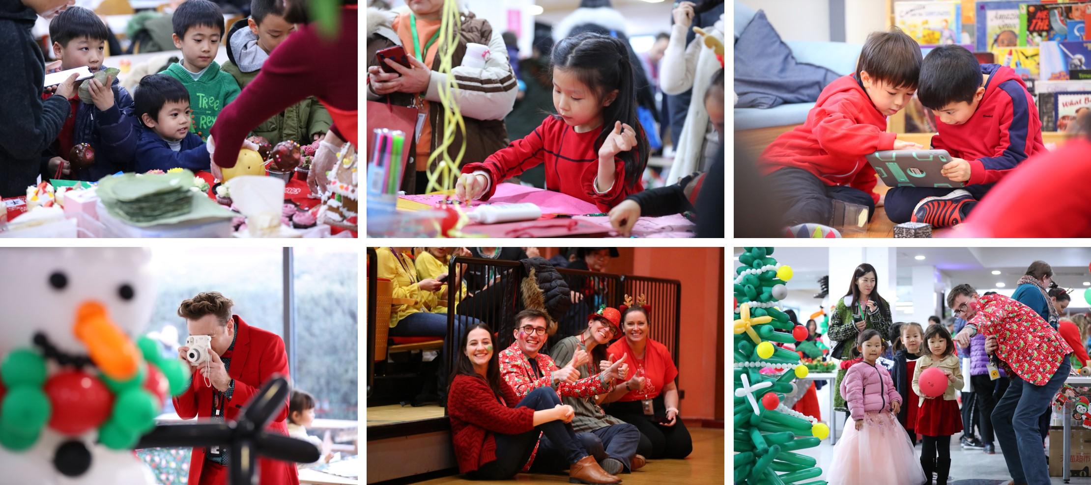 ey-winter-celebration-2019-teachers-and-students-北京德威英国国际学校