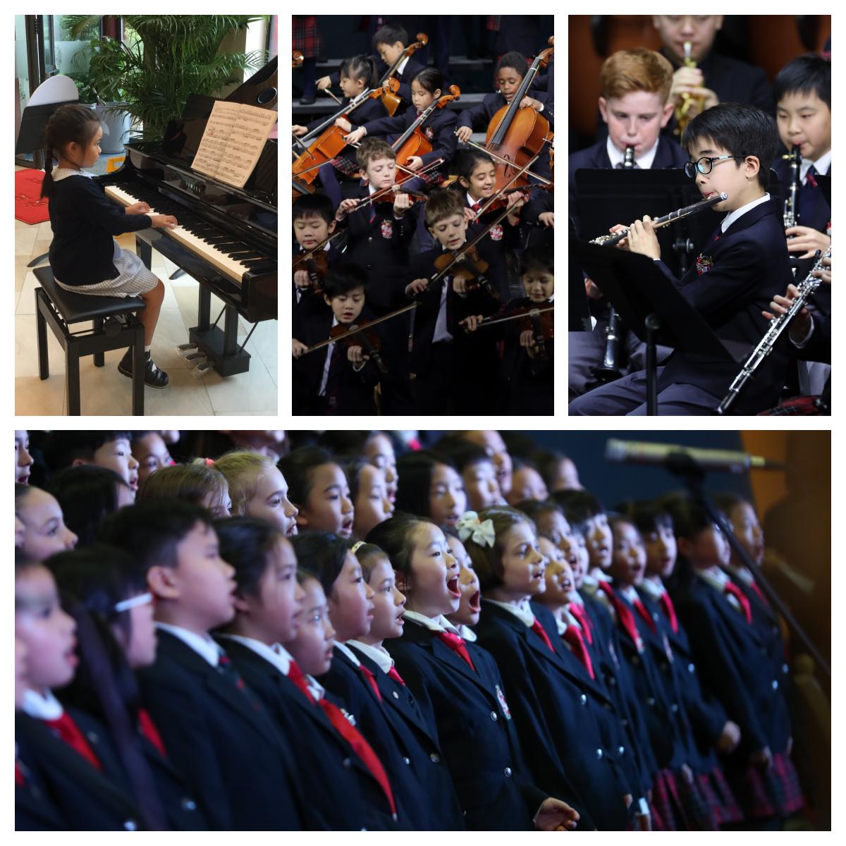 上海德威浦东音乐课程
