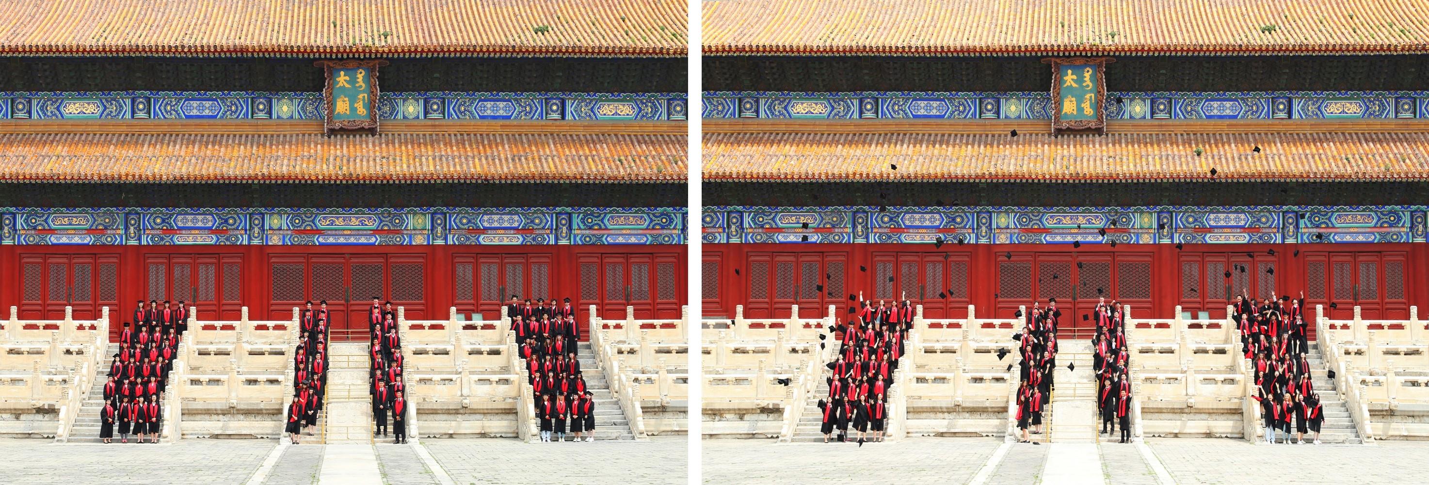 北京德威2020届毕业生