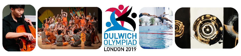 Dulwich Olympiad 2019 Logo