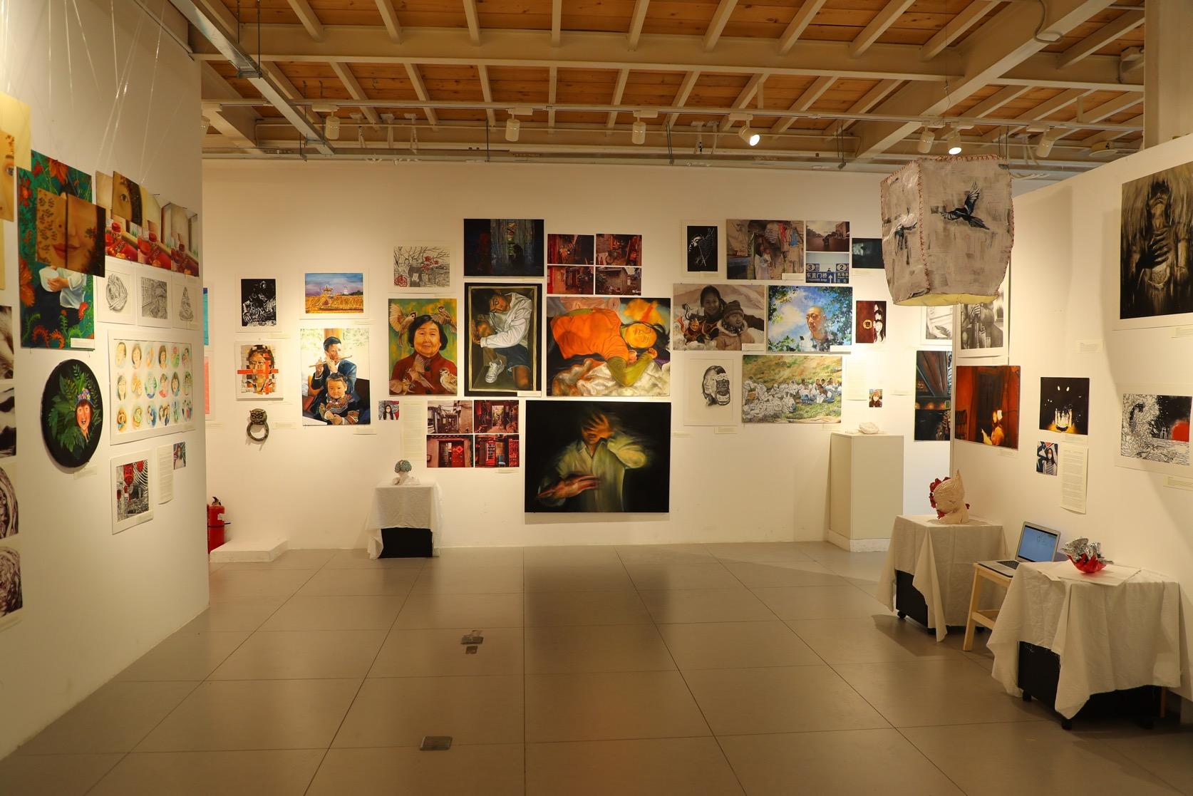 北京德威IB艺术展