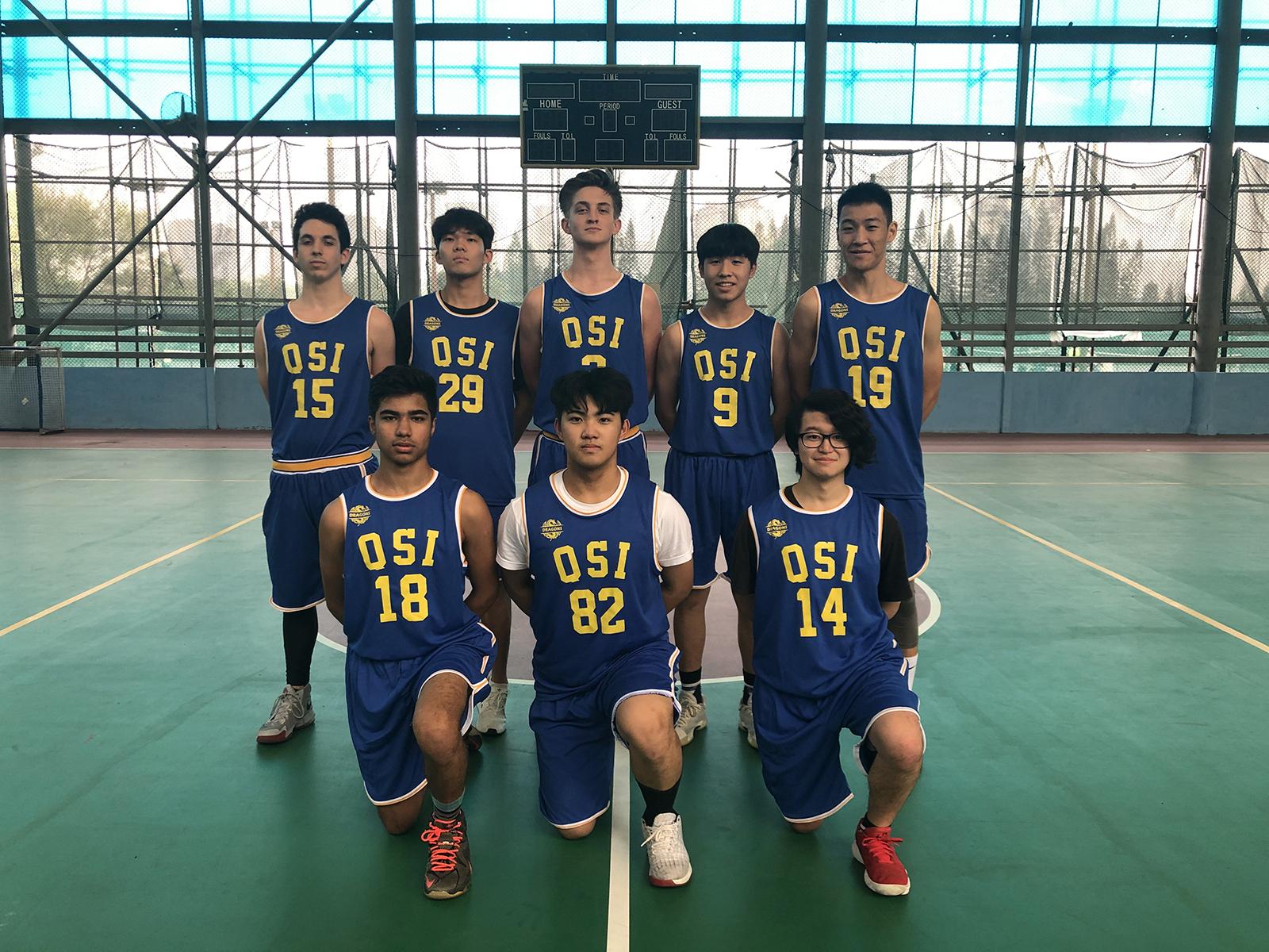 QSI International School of Shenzen - Boys