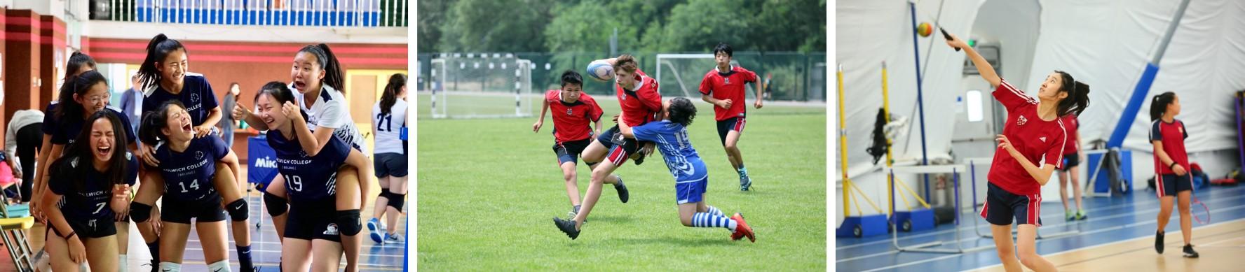 Senior School Sports