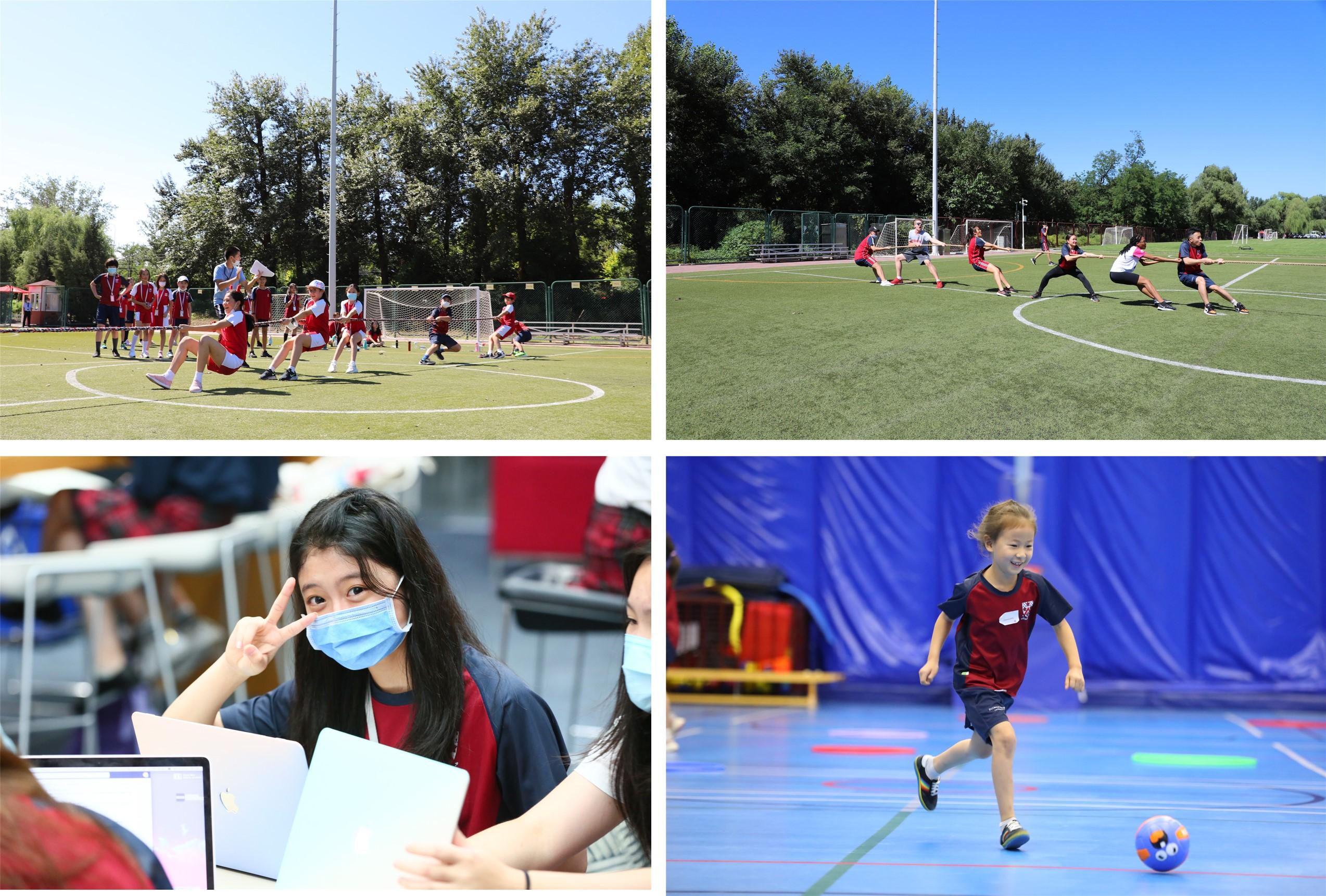 学生学习和活动