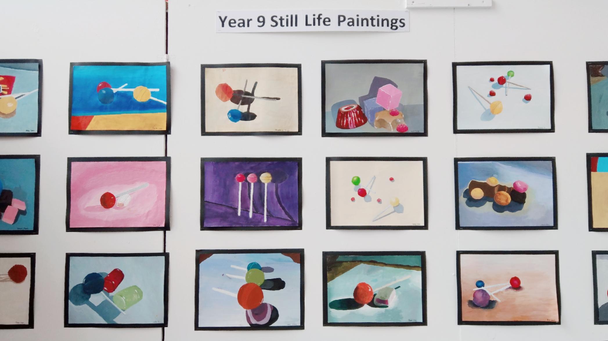 year-9-still-life