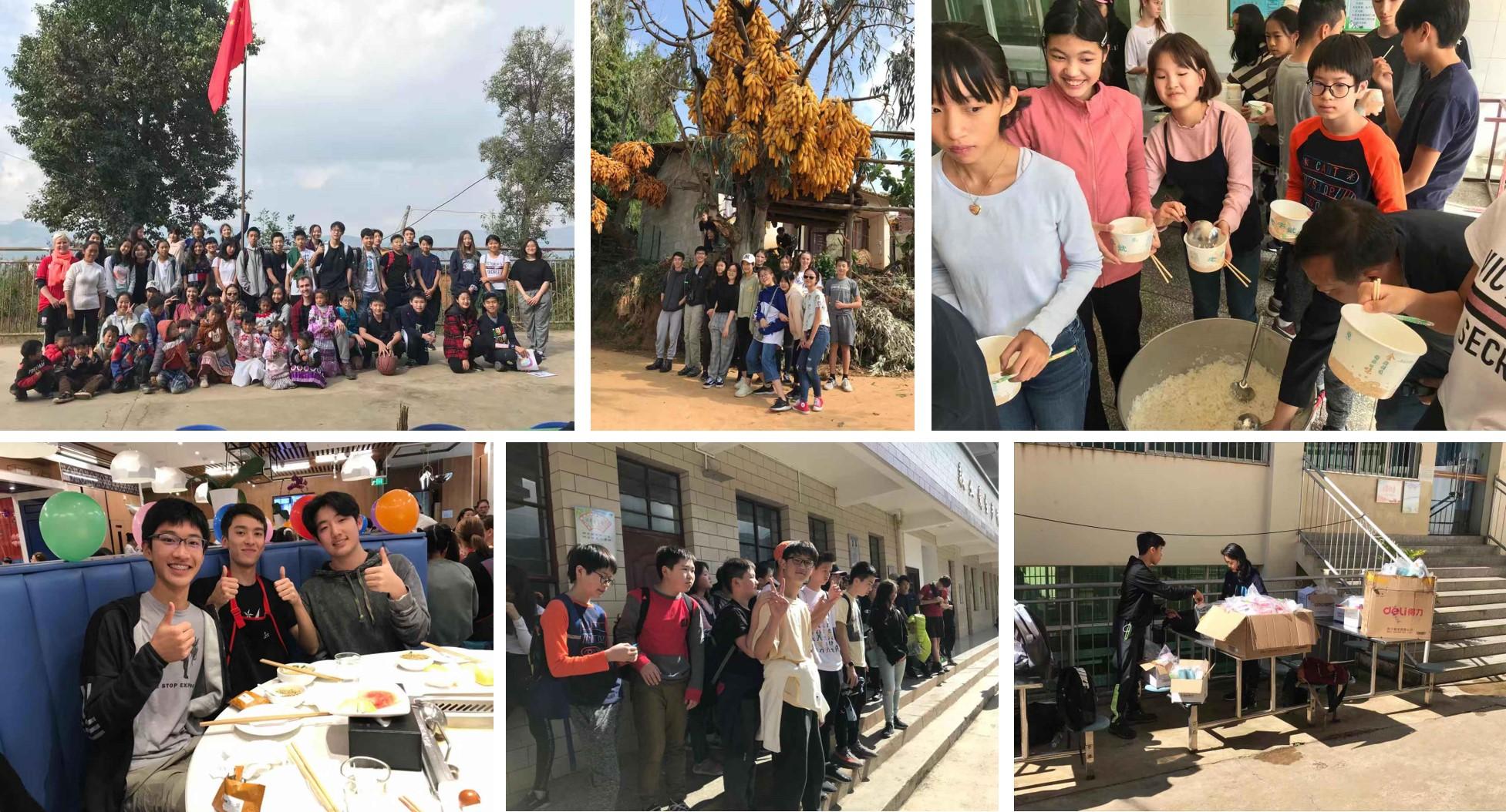 Yunnan trip - local school