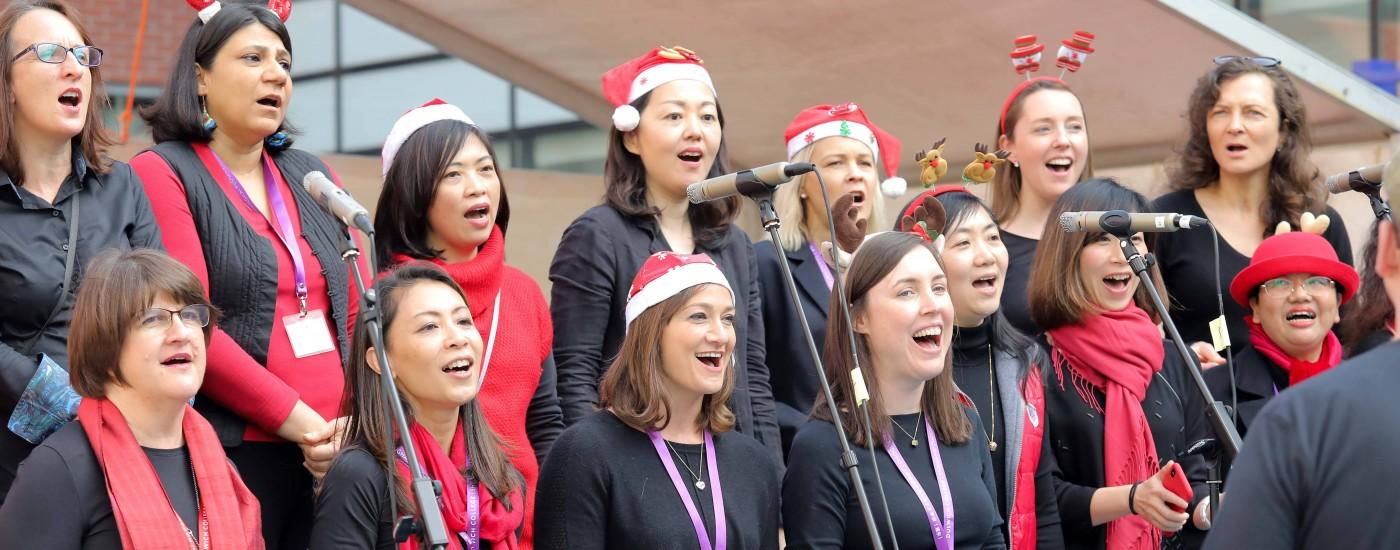 Winter Fair - Dulwich College Shanghai Pudong
