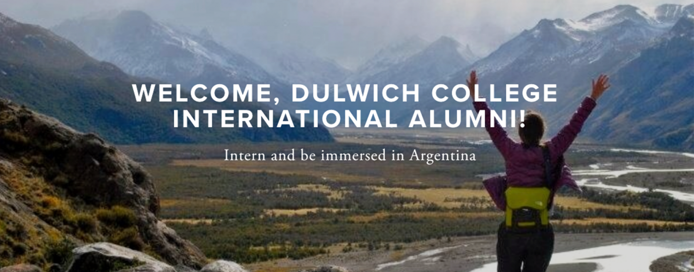 Dulwich College International launches exclusive alumni internship grant