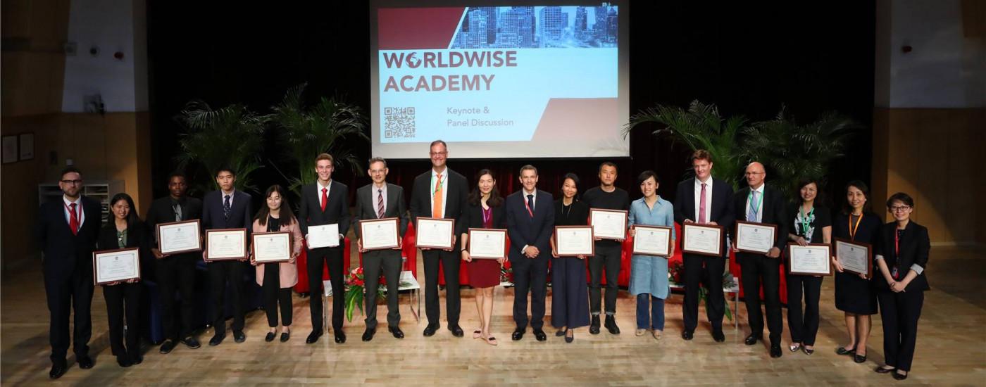 DCB WorldWise Academy Launch
