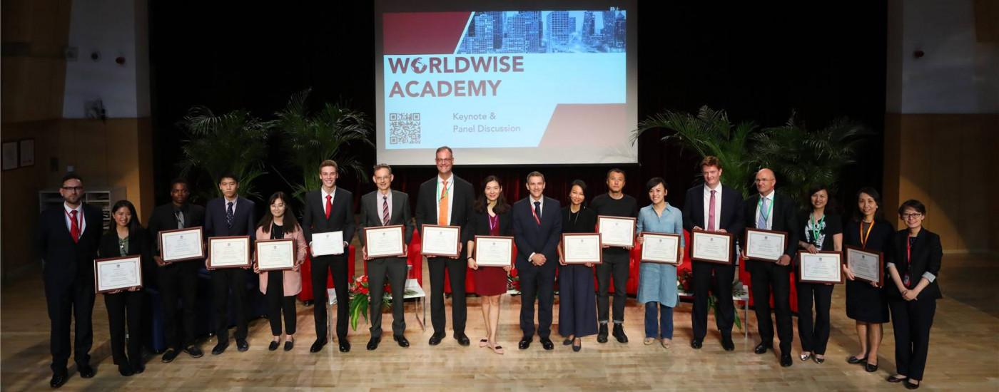 DCB-Worldwise-academy-launch