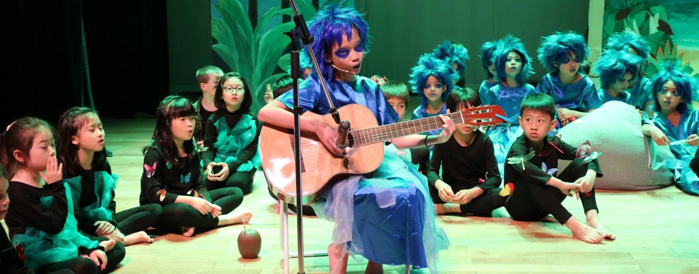 Dulwich College Suzhou Junior School Production