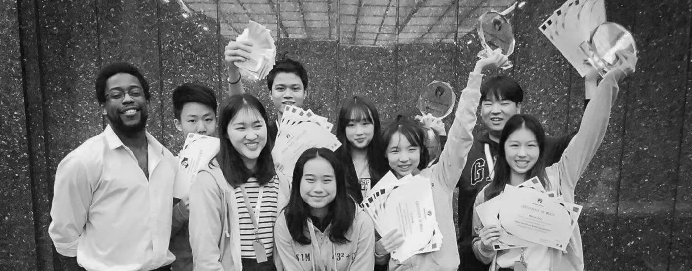 高中数学挑战赛——我们是冠军队