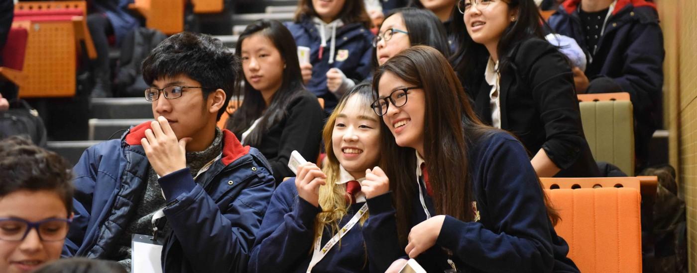 世界学者杯大赛再次来到苏州德威国际高中
