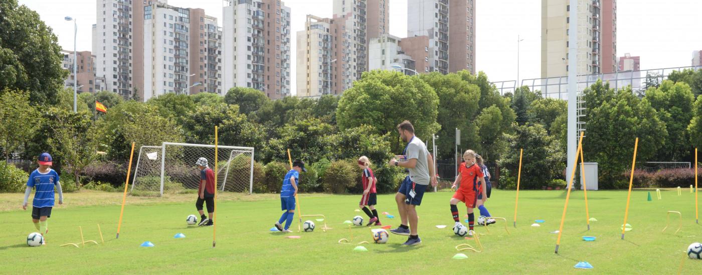 International School Suzhou Dulwich Earthquake Football Registration Kicks Off
