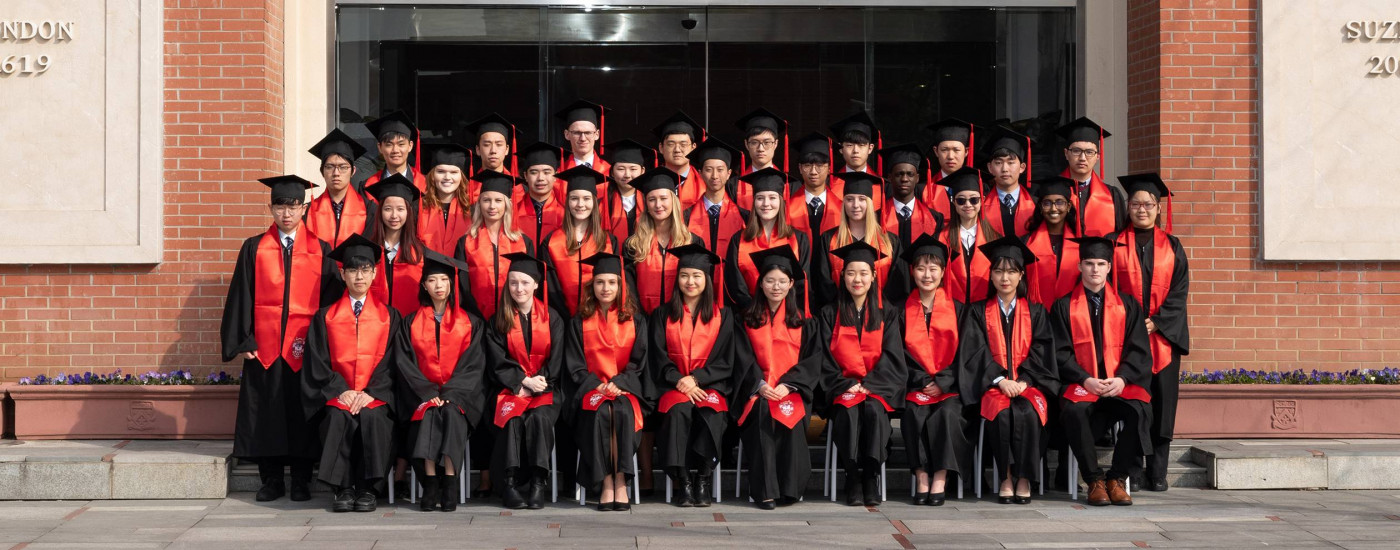 Dulwich College Suzhou Class of 2019 results header image