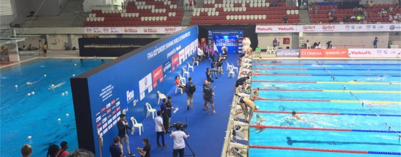 新加坡德威英国国际学校游泳邀请赛
