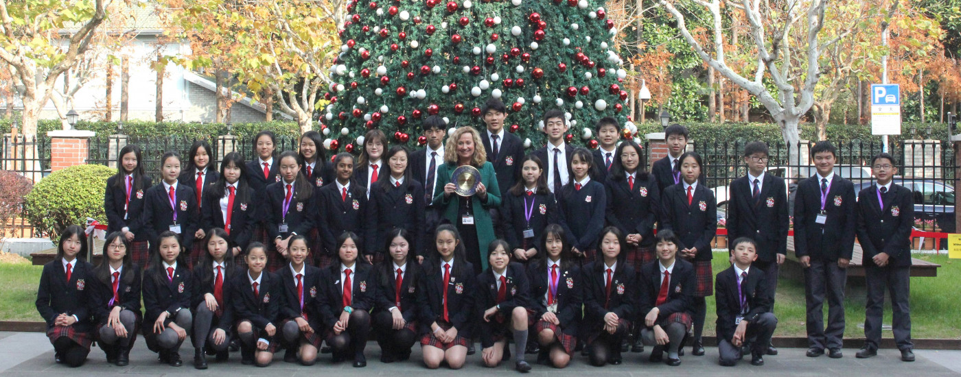 Dulwich Pudong students won Chinese Culture into Campus Competition Awards